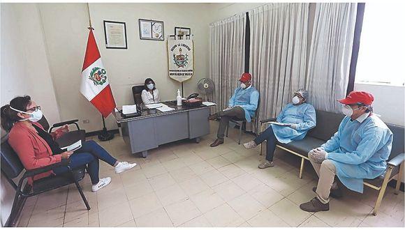 Entregaron mascarillas vencidas en el Hospital Belén