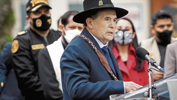 Hace unas semanas, el ministro de Cultura, Ciro Gálvez, anunció que la lista de escritores que viajaría a la Feria de Guadalajara sería revisada. (Foto: Ministerio de Cultura)