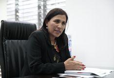 Flor Pablo: Renuncias de ministros generan preocupación pero como Gobierno tenemos claro dónde vamos