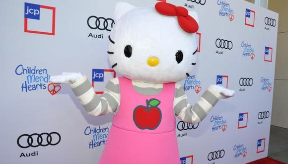 Hello Kitty cumple hoy 40 años: Conoce su historia