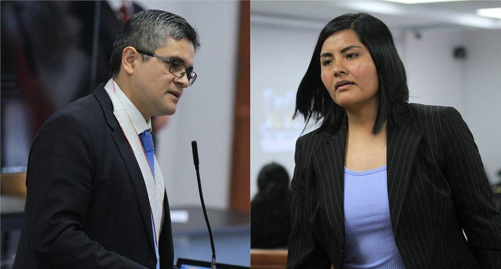 José Domingo Pérez revela que Carmela Paucará destruyó pruebas de caso Keiko Fujimori