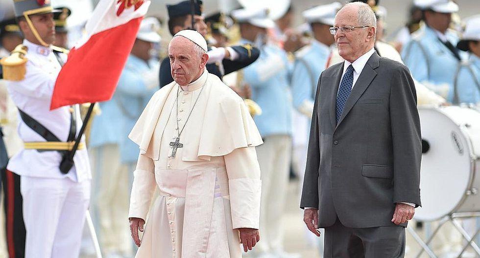Más de 11 millones de dólares costó la visita del Papa al Perú (VIDEO)