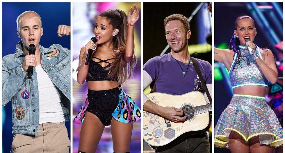 Manchester: Coldplay, Justin Bieber y Katy Perry serán parte de concierto benéfico