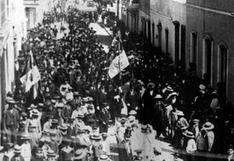 Tacna no celebró el centenario de la independencia en 1921