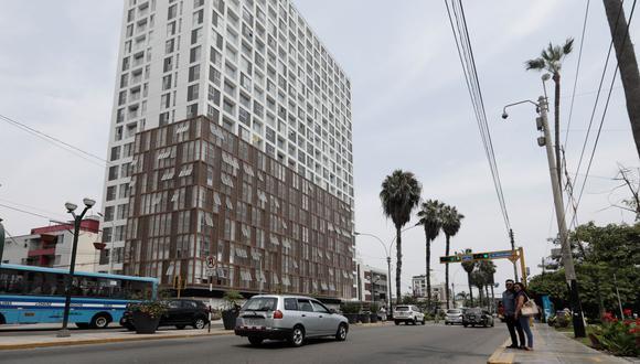 El informe de Urbania revela que el precio promedio de venta en Lima y Callao es de US$ 6,346 por metro cuadrado (m2). (Foto referencial / Angela Ponce / GEC)