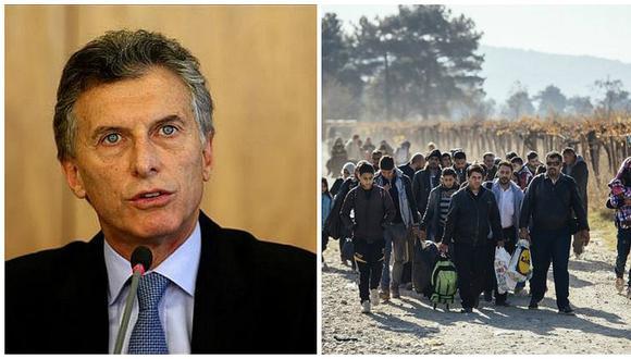 Macri ante la ONU: Se ampliará el número de refugiados sirios que acepta Argentina