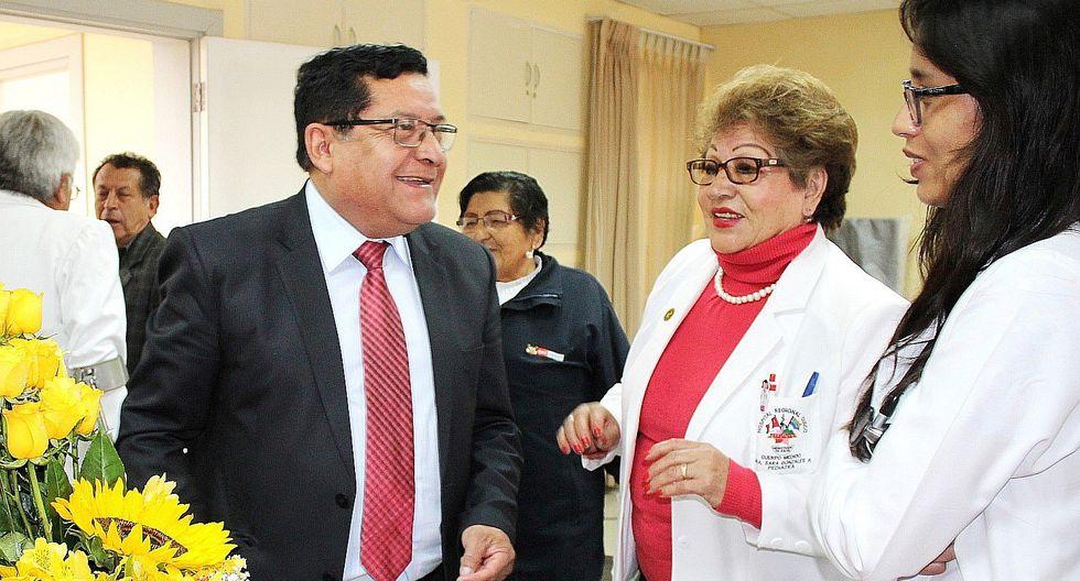 Nuevo director del Hospital Regional de Cusco promete elevar estándares de calidad