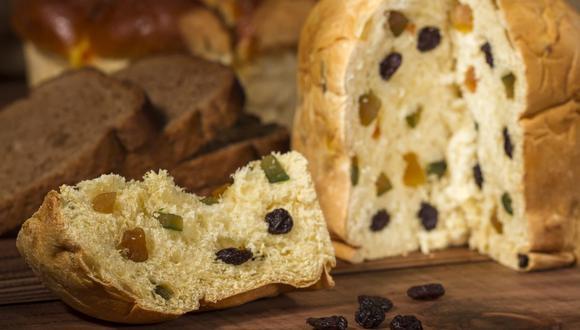 El panetón es un clásico de Navidad del cual no debes privarte este 24 de diciembre, pero sí consumirlo de  manera balanceada.