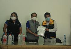 Alcalde de San Rafael dona 10 mil dosis de ivermectina a Diresa