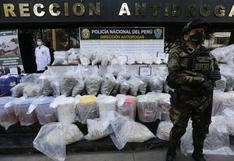 Perú respeta los compromisos internacionales en lucha contra las drogas
