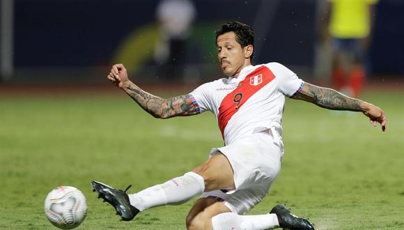 Gianluca Lapadula y sus palabras tras marcar su primer gol con Perú (FOTO) | Copa América 2021| nczd | DEPORTES | CORREO
