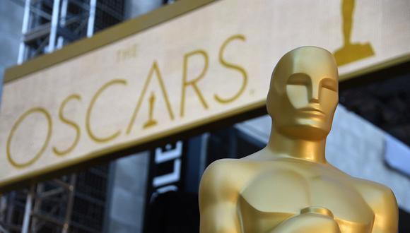 Este lunes se dio a conocer la lista completa de nominados a los premios Oscar 2021. (Foto: AFP)