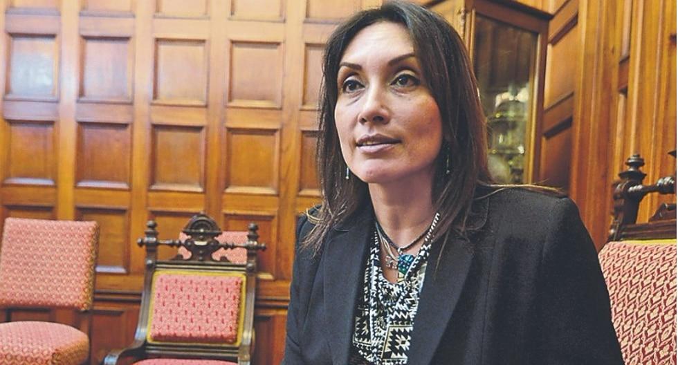 """Patricia Donayre: """"Si cometes un delito, ser congresista no te protegerá"""""""