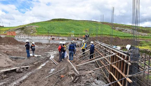 Construcción de escuela en centro poblado de Bellavista, distrito y provincia de Acobamba