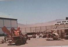 Tacna: Desaparecen camionetas dadas de baja en la Municipalidad de Ite