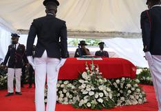 Comienzan los funerales del asesinado presidente de Haití, Jovenel Moise