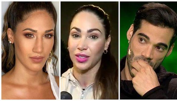 Spheffany Loza arremetió contra Guty Carrera por hablar de Melissa Loza en 'EVDLV'