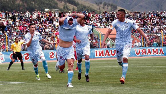 Real Garcilaso se hace invencible en Sicuani: Gana 2-0 a Sport Huancayo