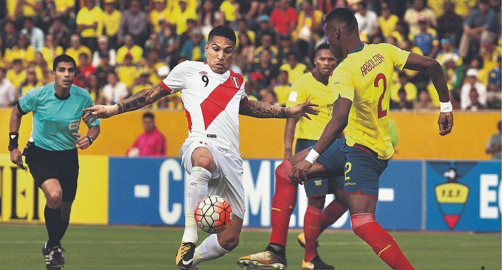 Selección peruana enfrentaría a Ecuador en noviembre