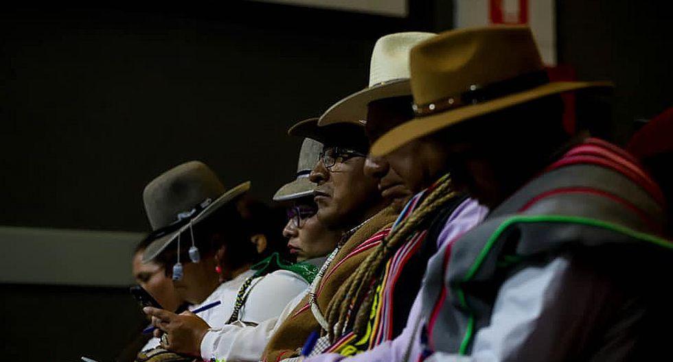 Comuneros campesinos se quedan sin bonos