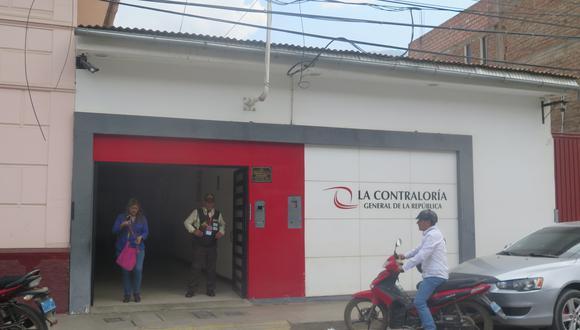Auditores detectan irregularidades en Yarowilca/foto.Isaías Puente