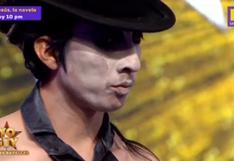 """Imitador de Marilyn Manson tras ser eliminado en """"Yo Soy"""" por La India: """"Iba a renunciar"""""""