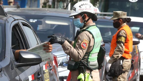 El Ministerio de Transportes y Comunicaciones dispuso prórroga. También amplía la vigencia de las autorizaciones para el transporte de materiales y residuos peligrosos. (Foto: Andina)
