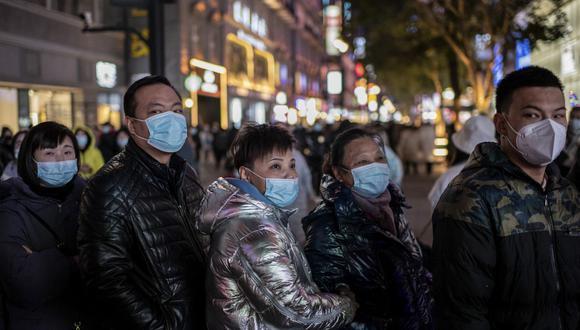 Wuhan fue la primera ciudad en el mundo en la que se reportaron casos de covid-19. (Photo by NICOLAS ASFOURI / AFP)