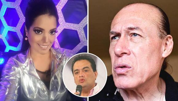 Actriz Clara Seminara denuncia que sufrió tocamiento indebido por parte de 'Yuca' (FOTOS)