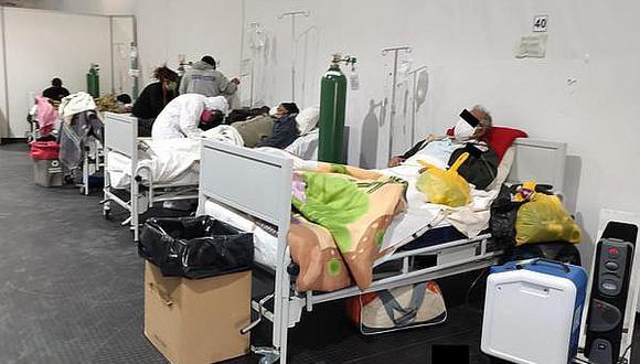 Centros de Salud de La Joya reciben 400 pruebas rápidas