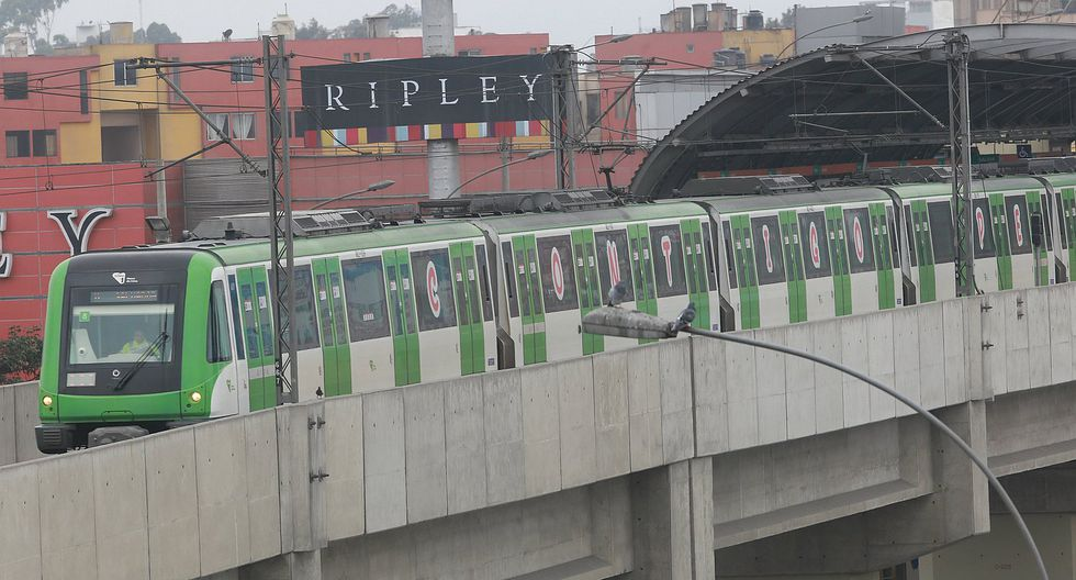 Proinversión recibirá propuestas para Tren que conectará Ica con el Metro de Lima
