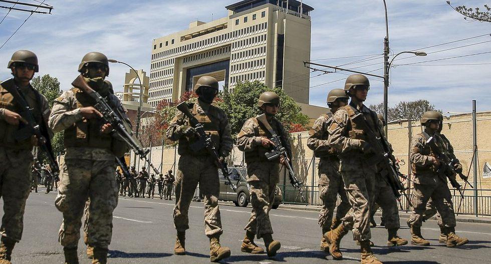 Gobierno de Chile decreta toque de queda nocturno por coronavirus. (Foto referencial: AFP)