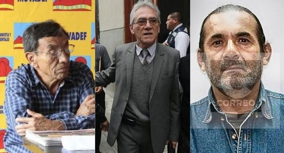Movadef: Poder Judicial absuelve a dirigentes acusados por apología al terrorismo
