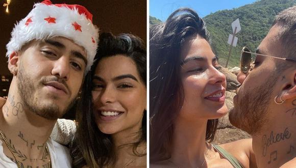 Ivana Yturbe y Beto da Silva se comprometieron a fines del 2020 y Valeria Piazza afirma que pronto se casarán. (Foto: Instagram / @ivanayturbe / @betoto1996)