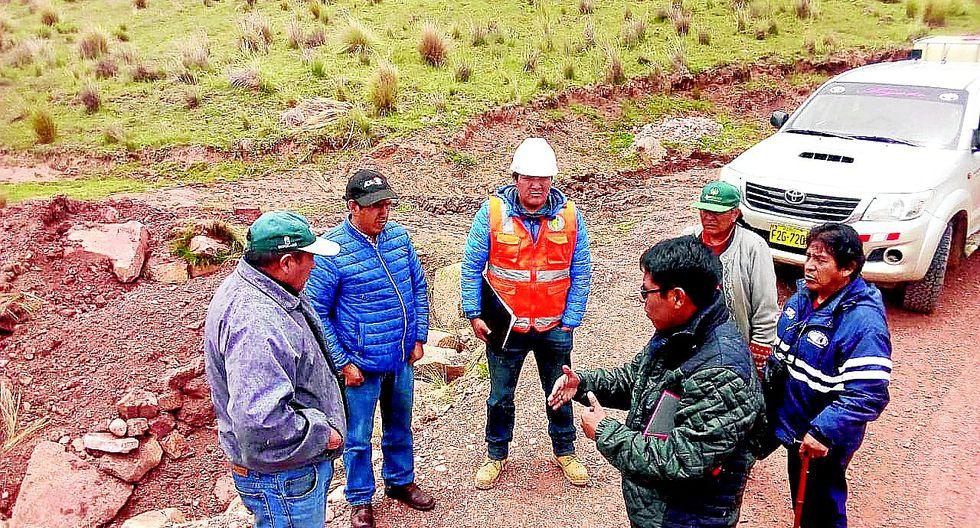 Comité de Fiscalización cuestiona irregularidades en vía Nuñoa - Macusani