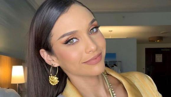 Newton contó que la segunda finalista del Miss Universo brindará detalles inéditos de su paso por el certamen de belleza en el programa de Magaly Medina.  (Foto: Instagram @janickmaceta)