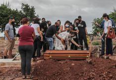 Brasil supera los 370.000 decesos por COVID-19 con 2.929 nuevas muertes