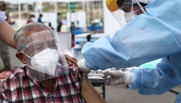 La vacunación de mayores de 70 iniciará la siguiente semana (Foto: GEC)