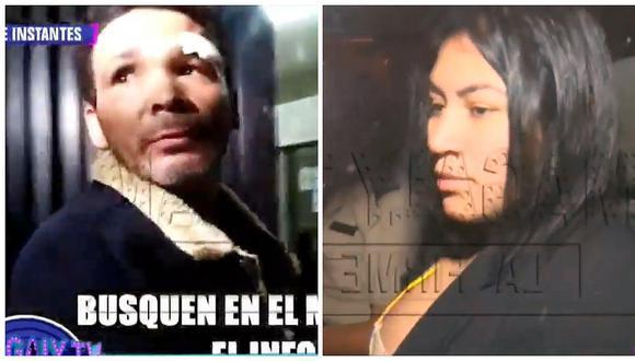 Kike Suero y su pareja son trasladados a la carceleta del Poder Judicial (VIDEO)
