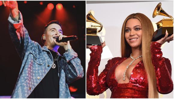 """Beyoncé canta """"Mi gente"""" con J Balvin por una buena causa (VIDEO)"""