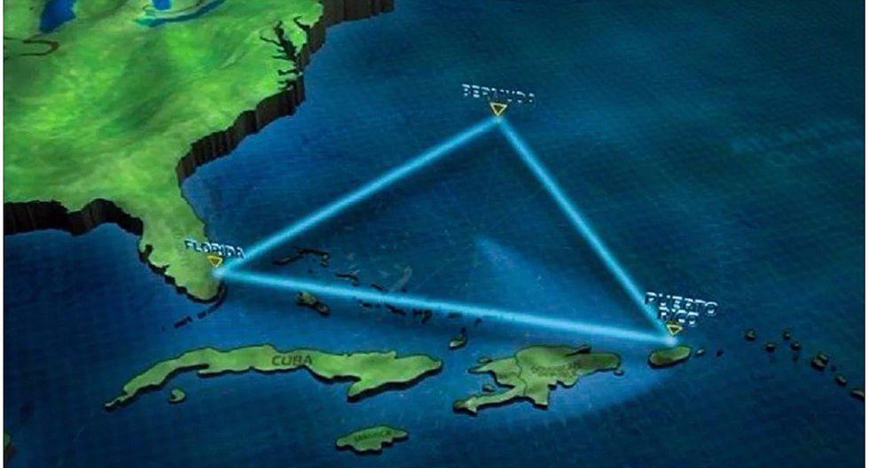 Científico revela el misterio del Triángulo de las Bermudas