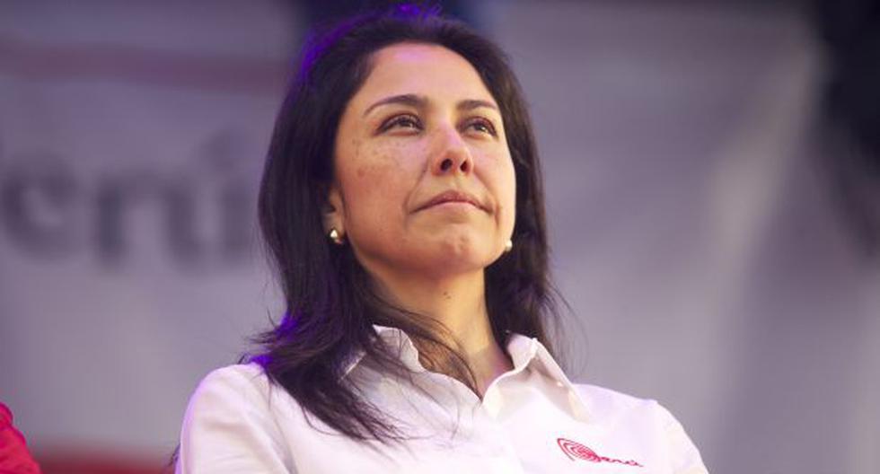 Prisión domiciliaria de dos años contra Nadine Heredia sustituye a la preventiva