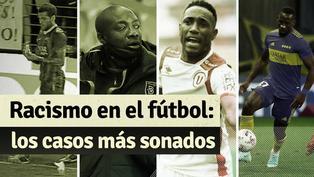 Racismo en fútbol: conoce los casos más sonados en este deporte