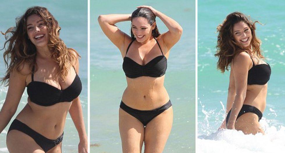 Ella es la mujer de cuerpo y rostro perfecto, según un estudio (FOTOS)