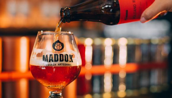 Maddok, una de las primeras marcas de cervezas artesanales del Perú, producida por All Drinks SAC, recomienda la manera ideal de disfrutar 4 de sus cervezas artesanales. (Fotos: Maddok)