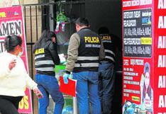 Huancayo: Capturan a tres sujetos que entregaban brevetes falsos por 270 soles y uno tenía empresa a nombre de un niño de 4 años