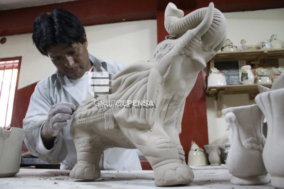 Presos se hacen artistas entre las rejas del penal  de Huancayo