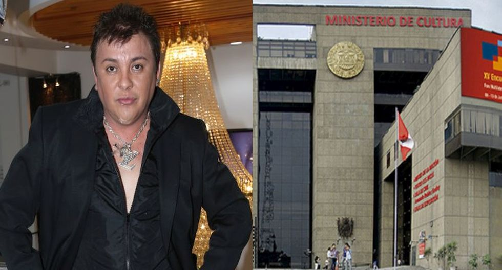 Richard Swing fue contratado por el Ministerio de Cultura por más de 175 mil soles. (GEC/Andina)