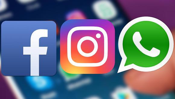 Facebook cambiará los nombres de sus aplicaciones Instagram y WhatsApp