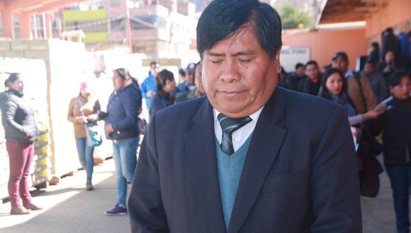 Juan Luque, acumuló 125 denuncias en el Ministerio Público, varias de ellas continúan su curso y él aspira ser candidato.
